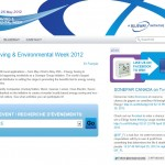 ES E Week Website