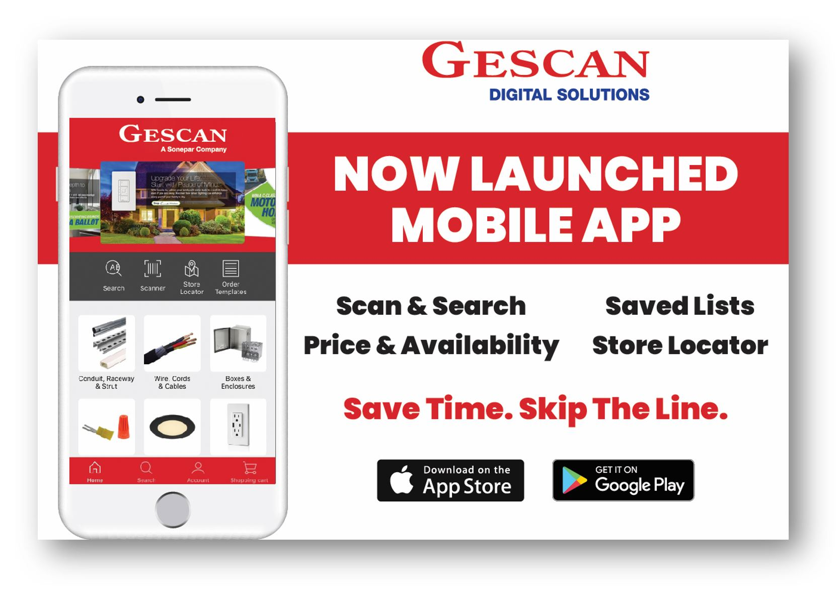 Introducing Gescan's New Mobile App