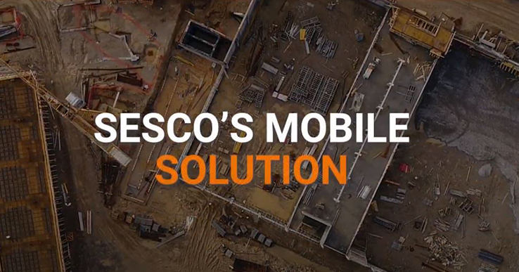 SESCO's Mobile App Commercial #1