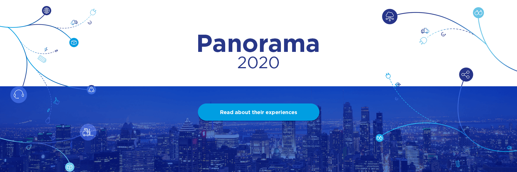 Discover the Panorama 2018