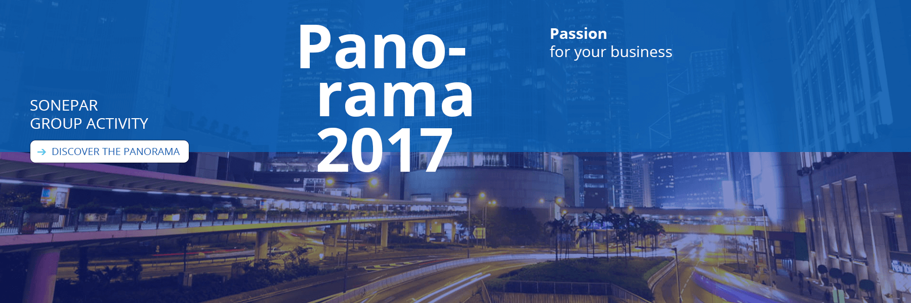 Discover the Panorama